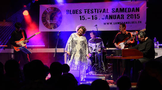 Linda Valori Blues Band (I)